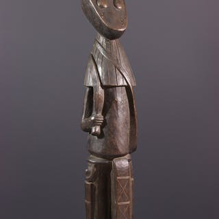 Guerrier du Poro Kafigueledjo Senoufo (N° 11672)