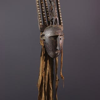 Masque N'tomo Bambara (N° 11685)