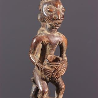 Statue Shango Yoruba (N° 11916)
