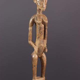 Statue Pombibele Senoufo (N° 12065)