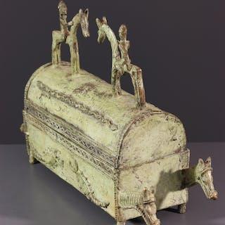Boîte à onguents Dogon (N° 12181)