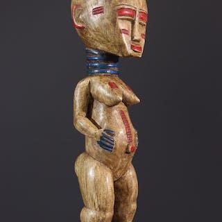 Statue de fécondité Agni (N° 12651)