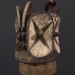 Masque janiforme Alunga Bembe (N° 12720)