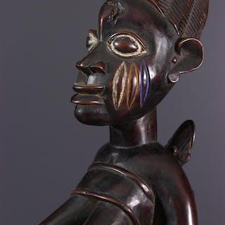 Figure de fécondité Yoruba (N° 12758)