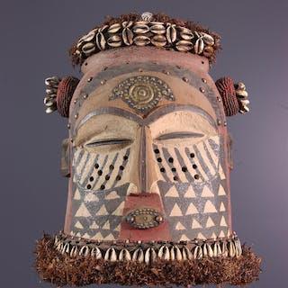 Masque Kuba Moshambwooy (N° 12818)