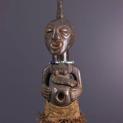 Fétiche Songye Nkisi (N° 12906)