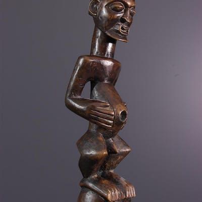 Statue fétiche Songye Nkisi (N° 12907)