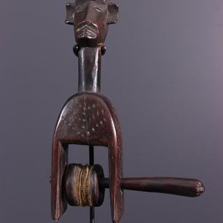 Etrier de poulie Senoufo (N° 12909)