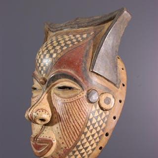 Masque Kuba Ngady mwassh (N° 13126)