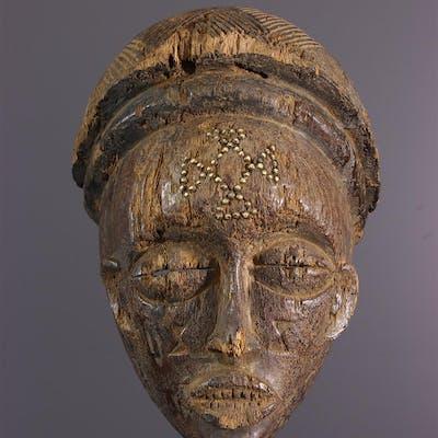 Masque Chokwe Pwo (N° 13177)