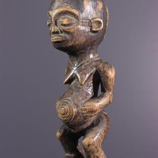 Statuette de fécondité Kongo /Dondo (N° 13235)