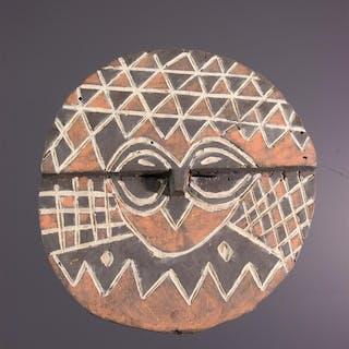 Masque Bateke, Teke Kidumu (N° 13250)