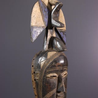 Masque Bwa / Mossi (N° 13263)