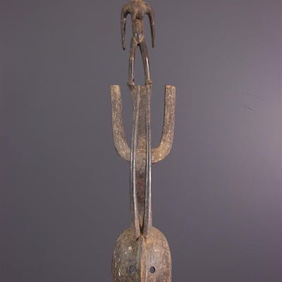 Masque Mossi Karan- wemba (N° 13357)