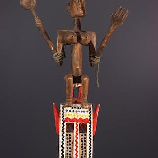 Masque Dogon Satimbé (N° 13367)