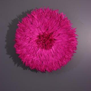 Chapeau Juju Bamileke / Juju Hat (N° 13390)