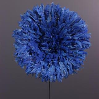 Petit chapeau Juju Bamileke / Juju Hat (N° 13397)
