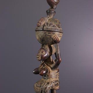 Porteuse de coupe Yoruba (N° 13435)