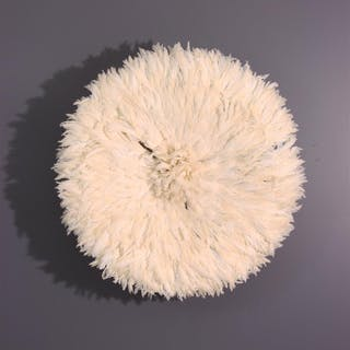 Coiffe chapeau Bamileke /Juju Hat (N° 13473)