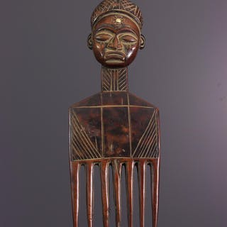 Peigne Chokwe Chisakulo (N° 13512)
