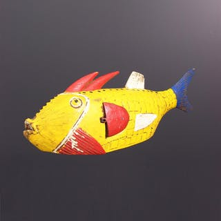 Masque poisson Bozo (N° 13549)