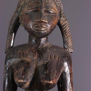 Figure féminine Bambara (N° 13594)