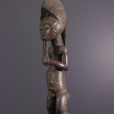 Statue Baoulé Waka Sona (N° 13602)