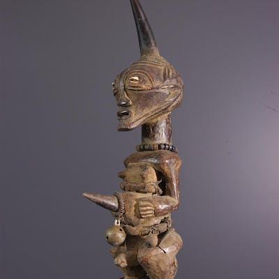 Statue fétiche Songye Nkisi (N° 13663)
