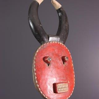 Petit masque Baoulé Kplé Kplé du Goli (N° 13689)