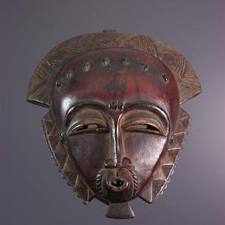 Masque Baoulé Ndoma (N° 13786)