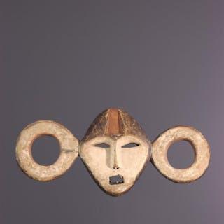 Masque Boa Kpongadomba, Pongdudu (N° 13849)
