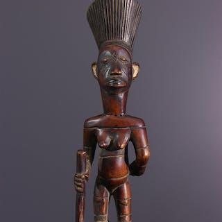 Statuette Mangbetu (N° 13895)