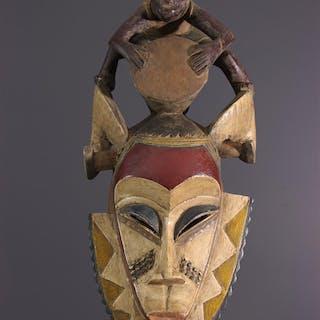 Masque Zauli Gouro (N° 14027)