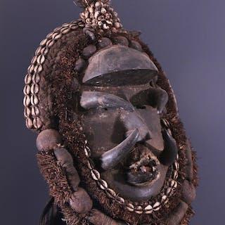 Masque araignée Nyabwa Bété (N° 7781)