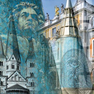 Bonn – Bonner Republik – Metal Cities
