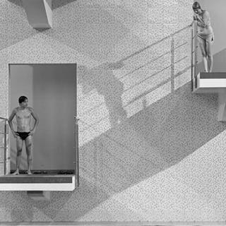 Diving , 2013 - Maxim Korotchenko