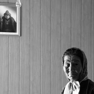 Great-great-great-granddaughter of Khan , 2010 - Maxim Korotchenko
