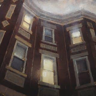 Windows of Brooklyn , 2018 - Nicolas Martin