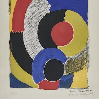 Sonia Delaunay (1885-1976)