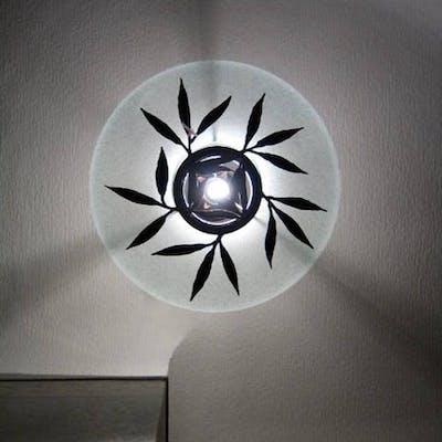 1 light modern ceiling fixture