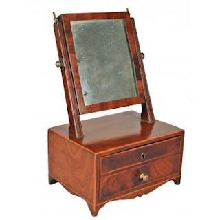 Miniature George III Dressing Mirror