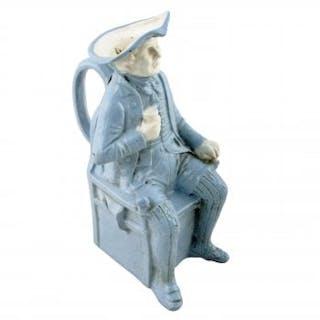 Victorian Porcelain Toby Jug