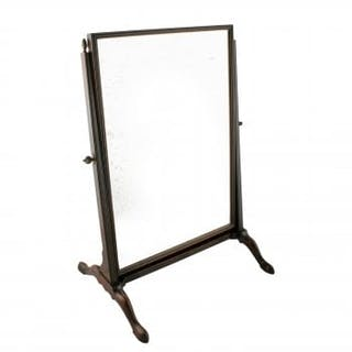 Georgian Mahogany Swing Dressing Mirror