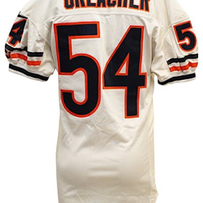 check out 919ce c8ffb 2000 Brian Urlacher Chicago Bears Game-Used & Dual ...