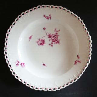 Royal Porcelain Factory Handpainted Berlin Circa 1790 Plate (Plate #6)