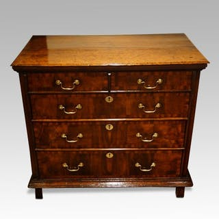 Early 18thc. chest of drawers