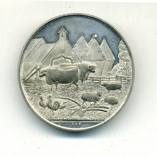 Ireland, Waterford Farming Society, Established 1855