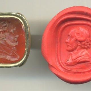 William Shakespeare, Gold Seal