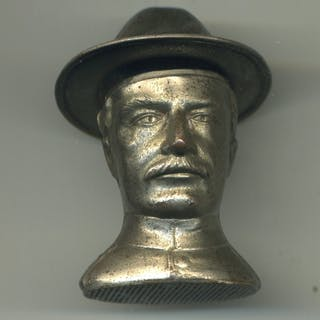 Robert Baden- Powell, Vesta Case