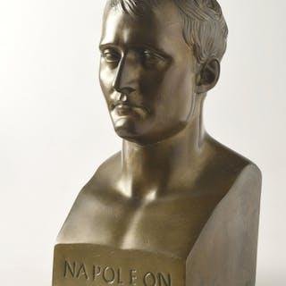 Napoleon, Bronze Bust